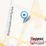 Страховая компания на карте Санкт-Петербурга