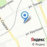 Петербург-Безопасность на карте Санкт-Петербурга