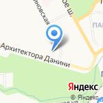 Wellaura на карте Санкт-Петербурга