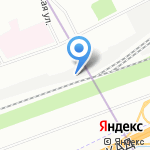 Велком на карте Санкт-Петербурга
