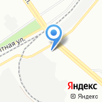 Автомаг Питер на карте Санкт-Петербурга