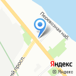 РусБестАвто на карте Санкт-Петербурга