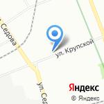 Магазин-бар на карте Санкт-Петербурга