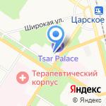 Теллур-ТМ на карте Санкт-Петербурга