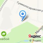 Школа-интернат №8 на карте Санкт-Петербурга