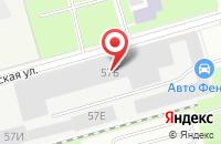 Схема проезда до компании Интересный Бизнес в Санкт-Петербурге