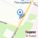 Медэкс СПб на карте Санкт-Петербурга
