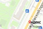 Схема проезда до компании Мечта в Санкт-Петербурге