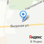 ЦИПС на карте Санкт-Петербурга