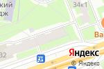 Схема проезда до компании Современник в Санкт-Петербурге