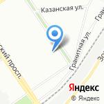 Детский сад №2 компенсирующего вида на карте Санкт-Петербурга