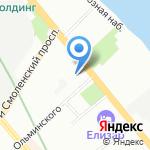 Товары из Финляндии на карте Санкт-Петербурга