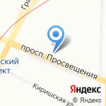 Geometria-Style на карте Санкт-Петербурга