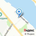 ВодА ПроФ на карте Санкт-Петербурга