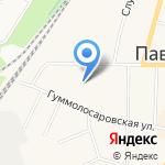 Детский сад №23 комбинированного вида на карте Санкт-Петербурга