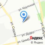 Центр временного содержания для несовершеннолетних правонарушителей на карте Санкт-Петербурга