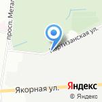 ВЕНДЭКС РИТЭЙЛ на карте Санкт-Петербурга