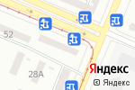 Схема проезда до компании Османтуc в