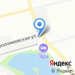 Балткотломаш на карте Санкт-Петербурга