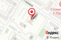 Схема проезда до компании ЦАРСКОСЕЛЬСКАЯ ЭНЕРГЕТИЧЕСКАЯ КОМПАНИЯ в Пушкине