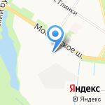 Дом-музей П.П. Чистякова на карте Санкт-Петербурга