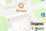 Схема проезда до компании Жилкомсервис №2 Пушкинского района в Санкт-Петербурге