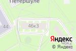 Схема проезда до компании БухгалтерПРОФ-Консалт в Санкт-Петербурге