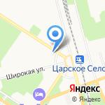 Колвэй на карте Санкт-Петербурга
