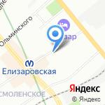 Кому кофе на карте Санкт-Петербурга