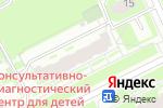 Схема проезда до компании ОлТаФарм в Санкт-Петербурге
