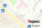 Схема проезда до компании Сонечко в