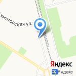 Аптека №125 на карте Санкт-Петербурга