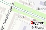 Схема проезда до компании Zoo.com.ua в