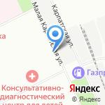 Северный торговый дом на карте Санкт-Петербурга