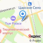 Детский сад №15 на карте Санкт-Петербурга