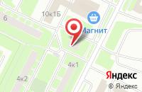 Схема проезда до компании Олимп + в Санкт-Петербурге