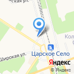 Мариам на карте Санкт-Петербурга