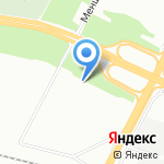 Муниципальное образование округ Пискаревка на карте Санкт-Петербурга