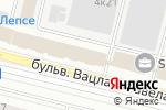 Схема проезда до компании МебельОК в