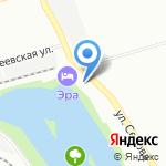 Годман на карте Санкт-Петербурга