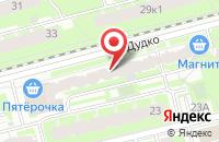 Схема проезда до компании Максилайт в Санкт-Петербурге