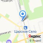 Аль-Шам на карте Санкт-Петербурга