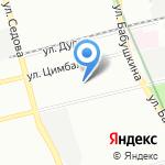 Эдельвейс на карте Санкт-Петербурга