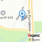 Управление Механизации 51 на карте Санкт-Петербурга