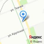 Детский сад №36 на карте Санкт-Петербурга