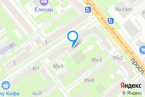 Снять комнату в многокомнатной квартире в Санкт-Петербурге пр-т Обуховской Обороны, 95к1