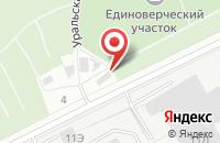 Схема проезда до компании Балтик-Аэро в Санкт-Петербурге