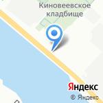 Северная Константа на карте Санкт-Петербурга