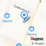 Краски лета на карте Санкт-Петербурга