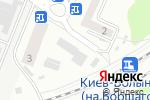 Схема проезда до компании Крамар рiсайклiнг в